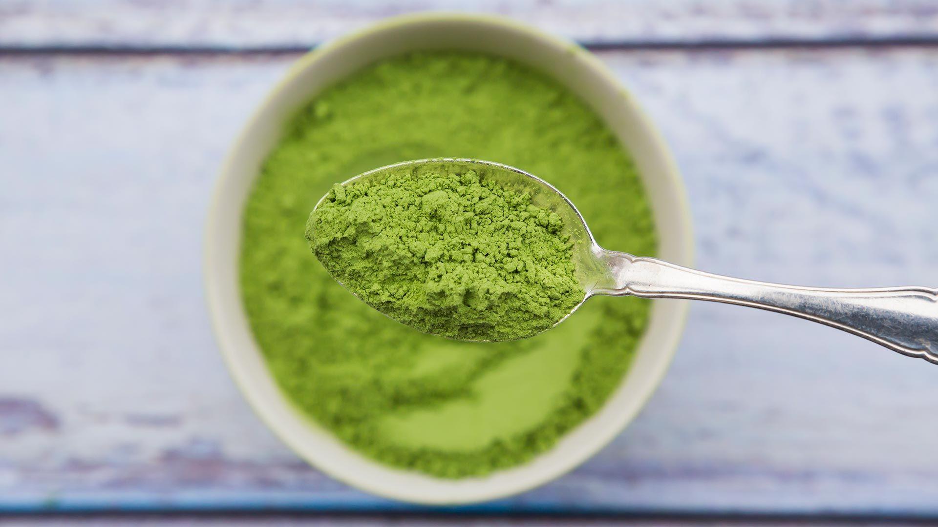 Chlorella Powder: Organic